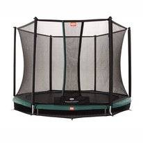 Trampoline BERG InGround Talent 300 + Safety Net Comfort