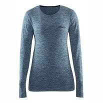 Long Sleeve T-Shirt Craft Active Comfort Roundneck LS Women Teal