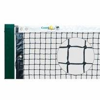 Tennisnetz Universal Sport Court Royal TN 9 Schwarz