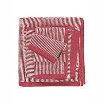 Serviette de Toilette Marc O'Polo Timeless Tone Stripe Deep Rose