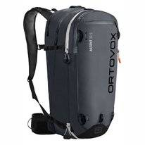Skirucksack Ortovox Ascent 30 S Black Anthracite