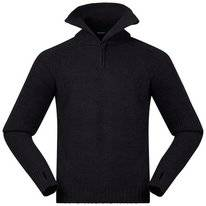 Sweatshirt Bergans Men Ulriken Jumper Black Mel