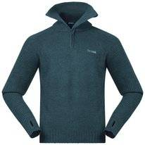 Sweatshirt Bergans Men Ulriken Jumper Forest Frost Mel