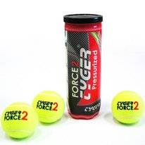 Tennis Balls Tyger Force 2 3-Tin