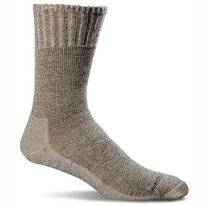 Diabeteskousen Sockwell Big Easy SW5W Bark Dames