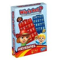 Bordspel Hasbro Reisspel Wie Is Het