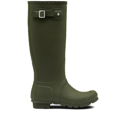 Gummistiefel Hunter Original Wellington Tall Olive