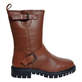 Ankle Boots Custom Made Ulm Red Brown Foot Width G-Shoe Size 3