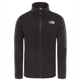 Vest The North Face Youth Snow Quest Full Zip TNF Black TNF White