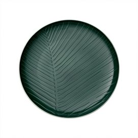 Teller Villeroy & Boch It's My Match Green Leaf 24 cm (6-teilig)