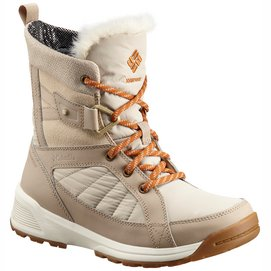 Snowboot Columbia Women Meadows Shorty Omni-Heat Ancient Fossil Bright Copper