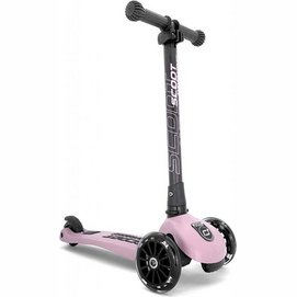 Step Scoot and Ride Highwaykick 3 Rose