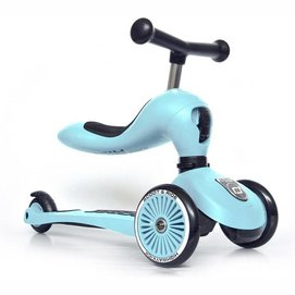 Step Scoot and Ride Highwaykick 1 Blueberry