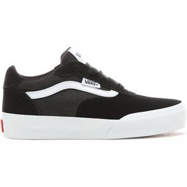 Vans Youth Palomar Suede Canvas Black White