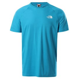 T-Shirt The North Face Men S/S North Face Tee Meridian Blue / TNF White