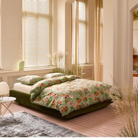 Housse de Couette Essenza Femm Rosemary Green Percale