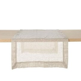 Table Runner Libeco Fjord Washed Flax Linen (Set of 2)