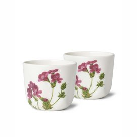 Egg Cup Essenza Gallery Off White (Set of 2)