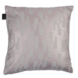 Coussin KAAT Amsterdam Glam Soft Rose (45 x 45 cm)