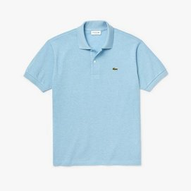 Polo Lacoste Men L1264 Classic Fit Pennant Blue Chine-5