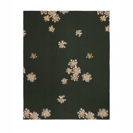 Tafelkleed Essenza Lauren Table Cloth Dark Green