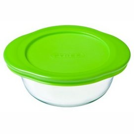 Oven Dish Pyrex Cook & Store Round Transparent 2.2 L