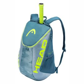 Tennistas HEAD Tour Team Extreme Backpack Grey Neon Yellow 2020