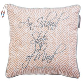 Coussin Rivièra Maison State of Mind Pastel