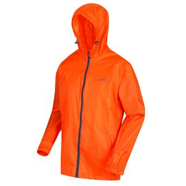 Regenjacke Regatta Pack It III Orange Magma Herren