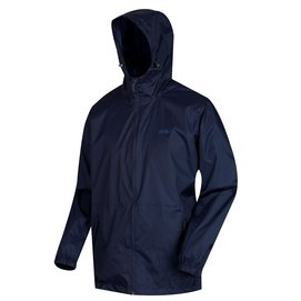 Regenjacke Regatta Pack It III Navy Herren-S