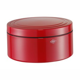 Biscuit Tin Wesco Classic Line Cookie Box Red
