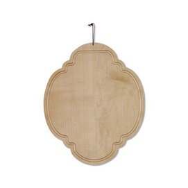 Beurrier Dutchdeluxes Oval Solid Hard Maple