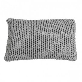 Sierkussenhoes House in Style Manchester Grey (40 x 60 cm)