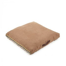 Coussin de Sol Libeco Leroy Red Earth (70 x 70 cm)