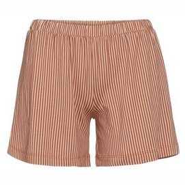 Trousers Essenza Natalie Striped Short Ginger