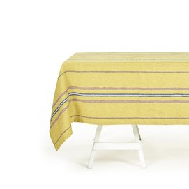 Tafelkleed Libeco The Patio Stripe Linnen
