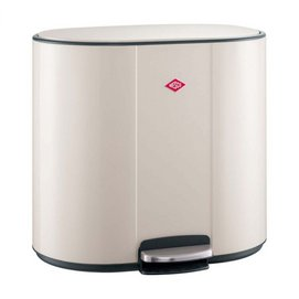 Mülleimer Wesco Multi Collector 3 Sand 49L