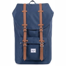 Rucksack Herschel Supply Co. Little America Navy Tan