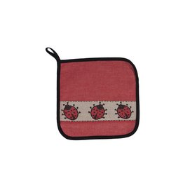 Pannenlap Elias Lady Bug Red