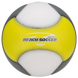 Strandvoetbal Avento Soft Touch Geel