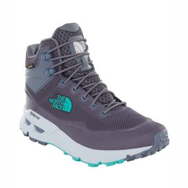 Wanderschuh  The North Face Safien Mid GTX Grisaille Grey Ion Blue Damen