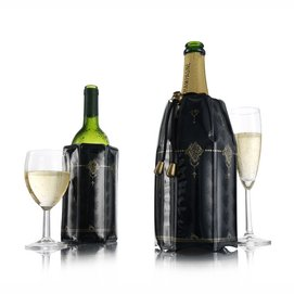 Active Cooler Wine & Champagne Vacuvin J-Hook Classic Black