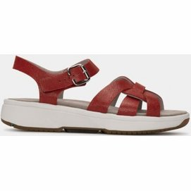 Sandaal Xsensible Stretchwalker Women Ambon Coral Red
