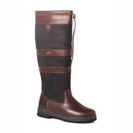 Dubarry Galway ExtraFit Black Brown