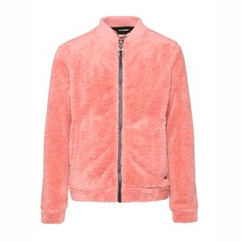Vest Protest Girls Igloo Full Zip Think Pink
