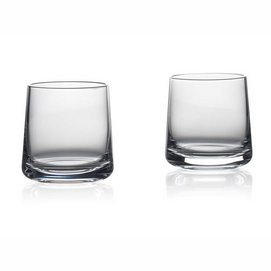 Whiskey Glass Zone Denmark Lowball Clear 0.22L (2 pc)