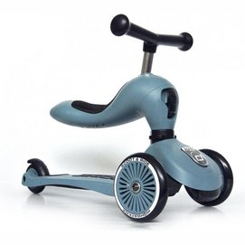 Step Scoot and Ride Highwaykick 1 Steel