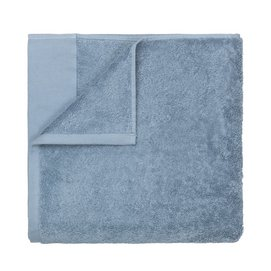 Saunadoek Blomus Riva Ashley Blue