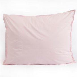 Taie d'Oreiller Town&Country Pink Percale (Lot de 2)