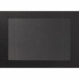 Placemat ASA Selection Anthracite PVC